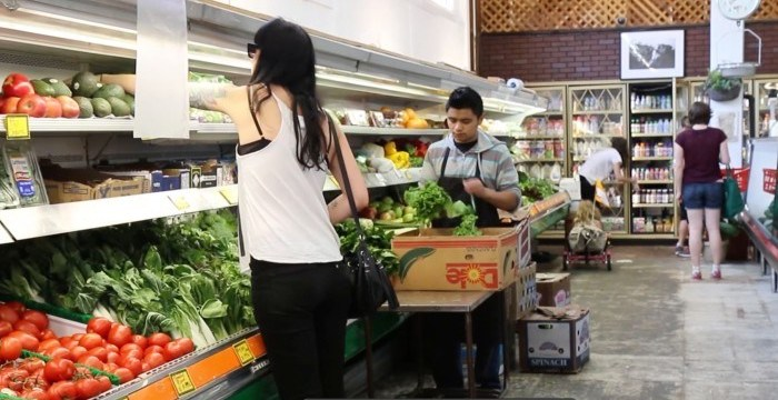 Grocery store workers are among San Franciscans now eligible for COVID-19 vaccination.