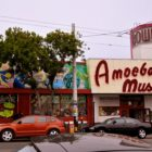Amoeba Music in the Haight Ashbury neighborhood was one of the plaintiffs in a lawsuit against San Francisco over a sanctioned homeless encampment. Sarah Nichols / CC BY-SA 2.0