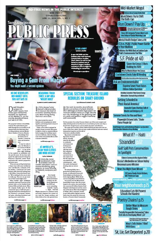 Issue 1: Summer 2010