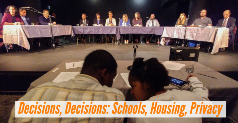 Big Decisions: Schools, Housing, Privacy banner