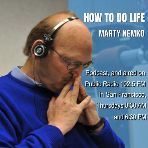 how to do life podcast logo