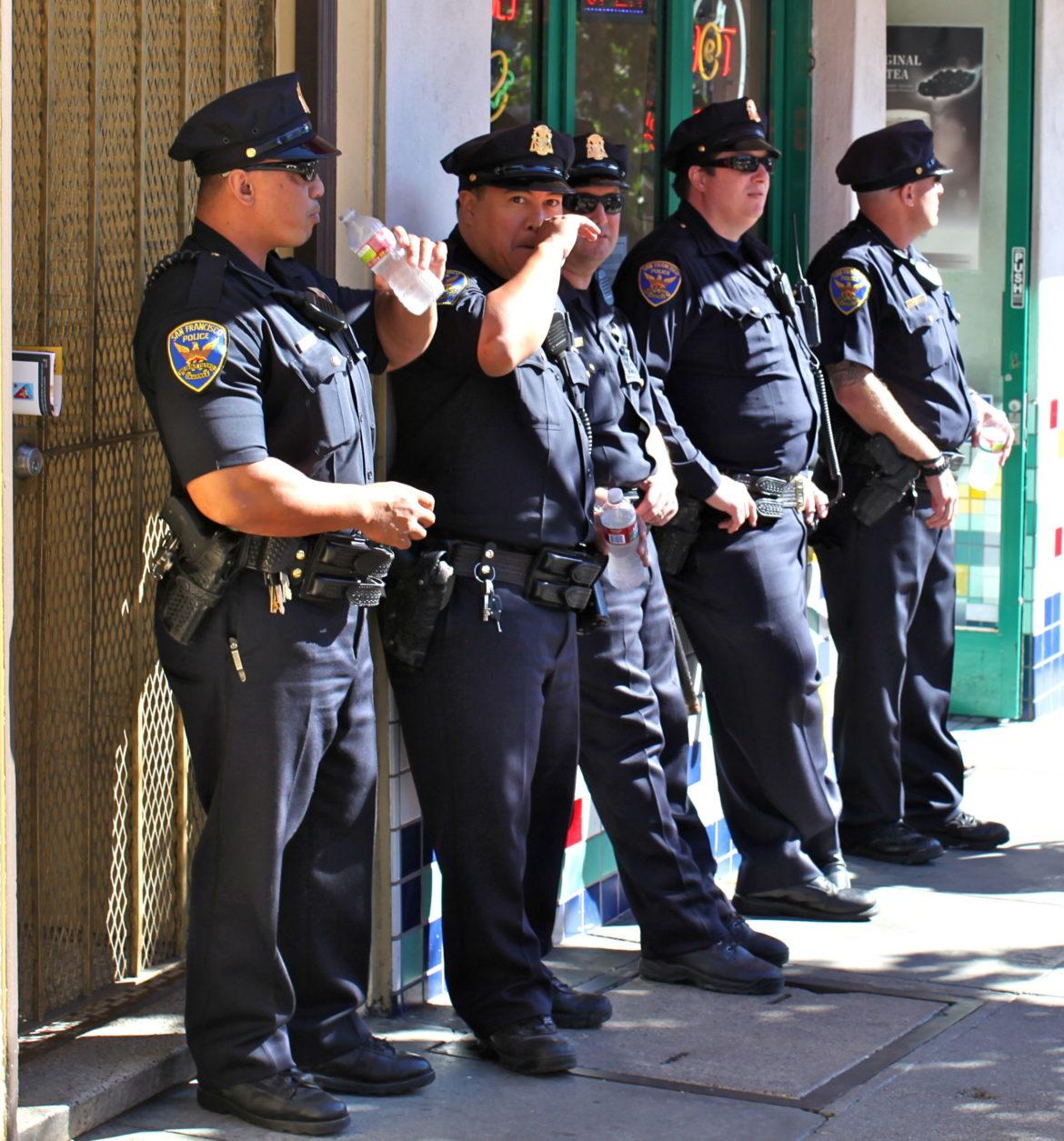 Police-at-Castro-Street