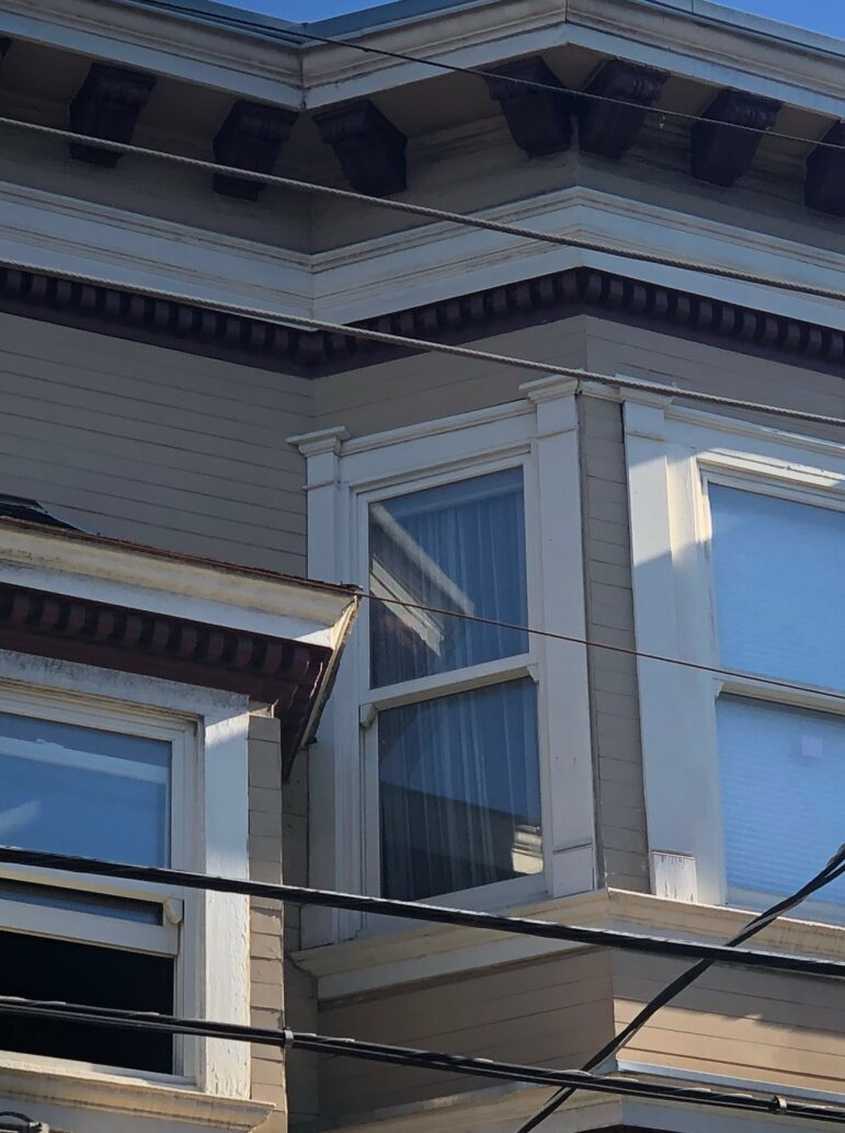 Mission District residents on multiple streets have indicated an interest in meetings with police by putting post-it notes in their windows.