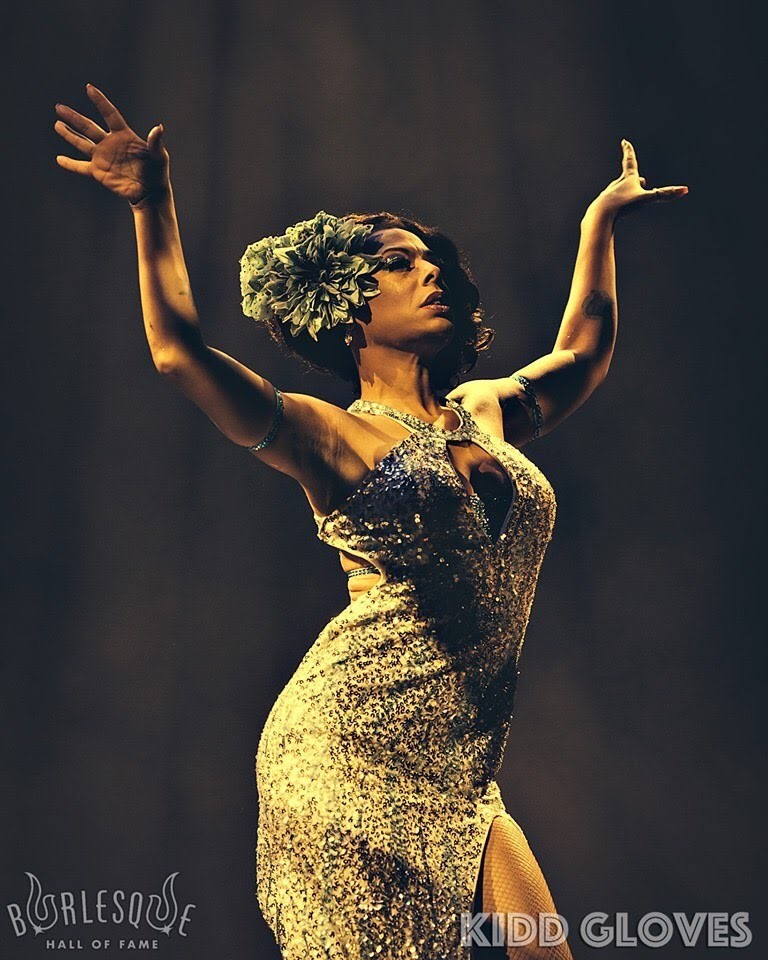 Burlesque performer RedBone was planning to work an in-person New Year's Eve party in the Tenderloin to help her stay financially afloat. The party was canceled after the venue was critiqued for potentially violating a new city shelter-in-place order.