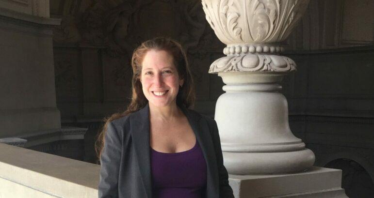 Sara Eisenberg deputy city attorney