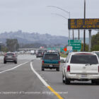 During the coronavirus pandemic, CalTrans was able to take advantage of the lull in traffic to completely close part of Interstate 101 in San Francisco in April 2020 to complete work on the Alemany circle in just nine days instead of the original 18 days scheduled for the project.