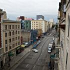 The San Francisco city attorney's office is fighting in court for the right to ban alleged drug dealers from 50 square blocks, or 21 acres, of the Tenderloin neighborhood.